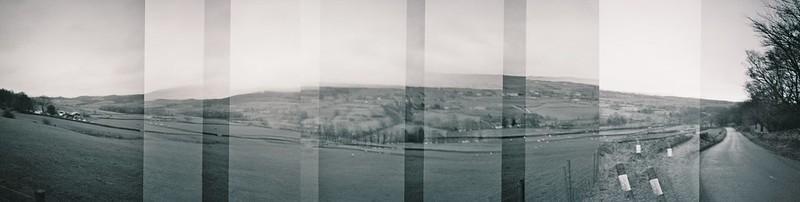 English Hills Panoramic