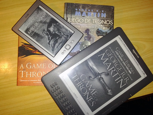 A game of thrones - Juego de tronos