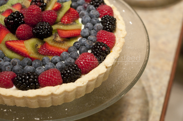 Queen of Hearts Tart