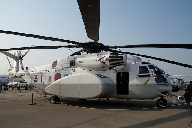 JMSDF MH-53E