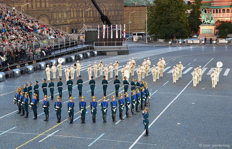 Kremlin Military Tattoo 05