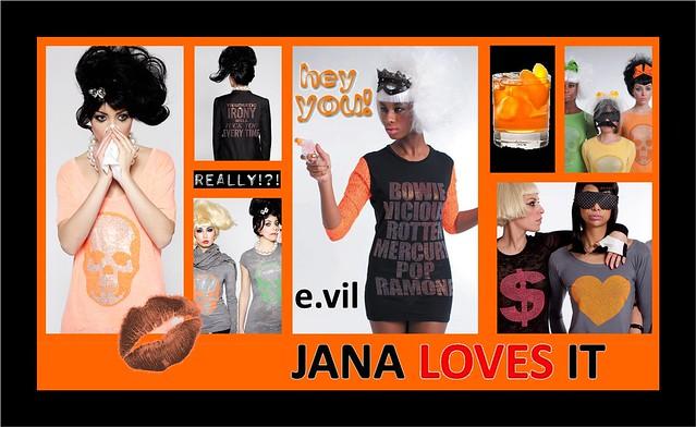 Naranja - Evil