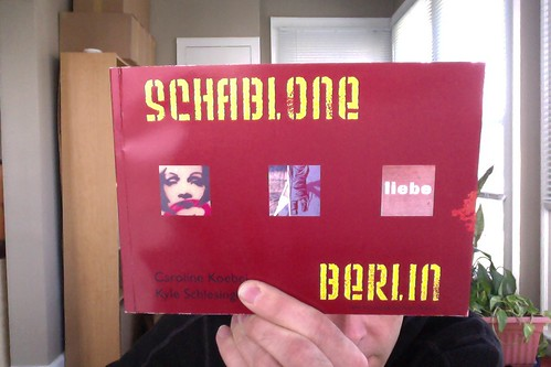 Schablone Berlin
