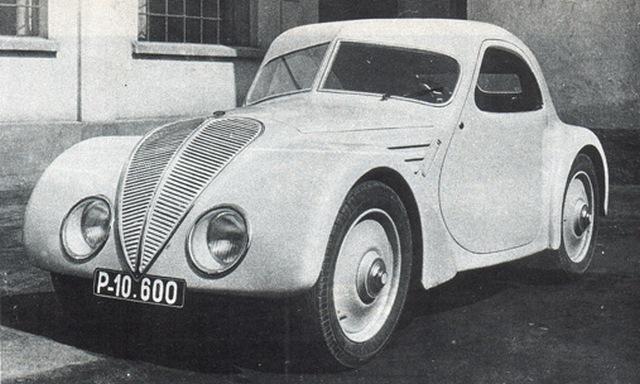 Jawa 700 Coupe Jaray