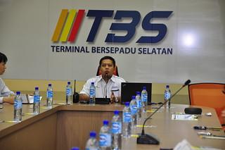 Technical Visit, ITS Forum 2012