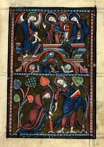 010-The Kristina Psalter- GKS 1606 4º-Det Kongelige Bibliotek
