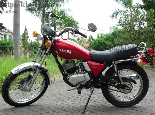 Yamaha Weight