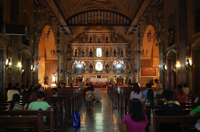Basilica del Sto Nino 5