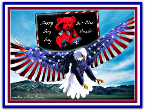 Happy Flag Day ~ God Bless America