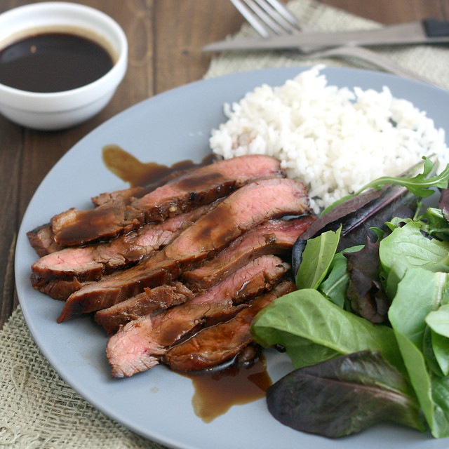 Bourbon and Brown Sugar Marinated Flank Steak | Flickr - Photo Sharing ...
