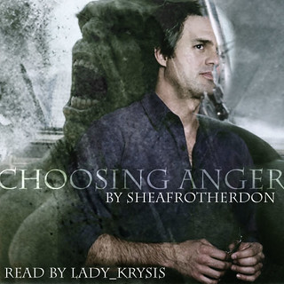 Choosing Anger Podfic Cover by lady_krysis