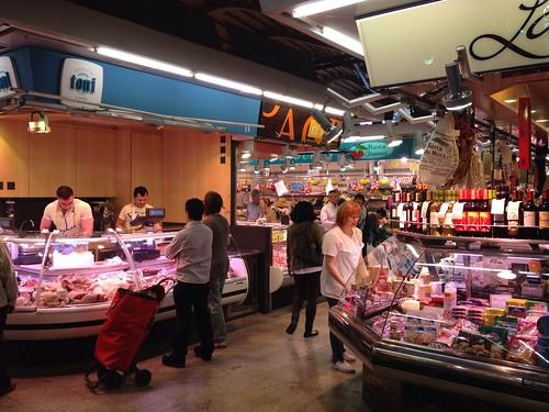 St Catherine's market
