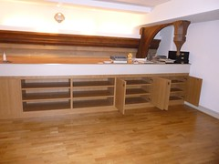kitchen(0.0), floor(1.0), furniture(1.0), countertop(1.0), wood(1.0), room(1.0), property(1.0), laminate flooring(1.0), interior design(1.0), wood flooring(1.0), hardwood(1.0), cabinetry(1.0), flooring(1.0),