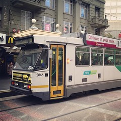 Wish Sydney had trams! #melbourne