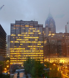 philadelphia twilight fog