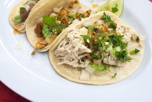 Pollo Taco @ El Charrito