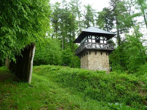 Auf dem Pulverberg