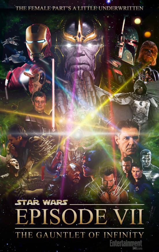 Episode VII: The Gauntlet of Infinity