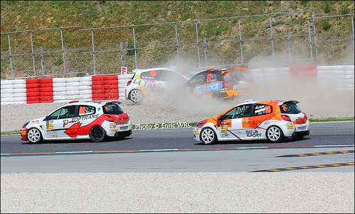 Clio Cup Barcelona