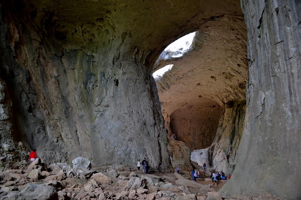 """Prohodna"" cave - Bulgaria"