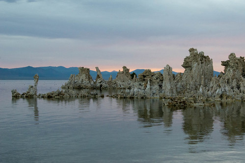 Dawn at South Tufa, Mono Lake