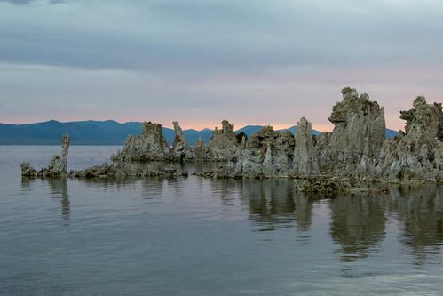 Dawn at South Tufa, Mono Lake