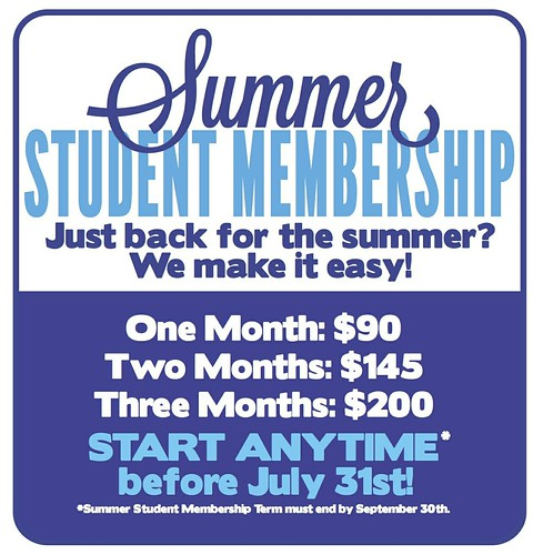 SummerStudentMembership_Sign