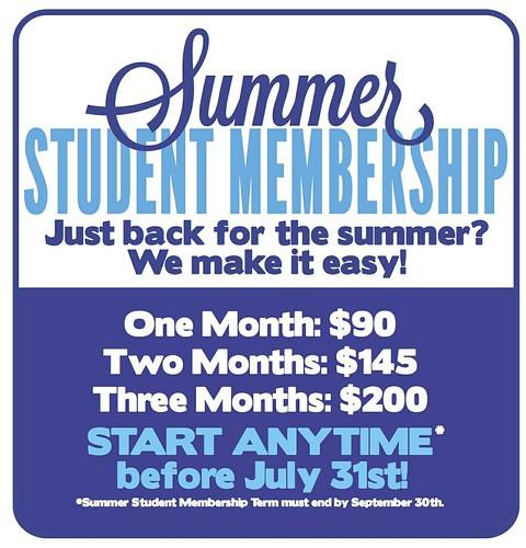 SummerStudentMembership_Sign