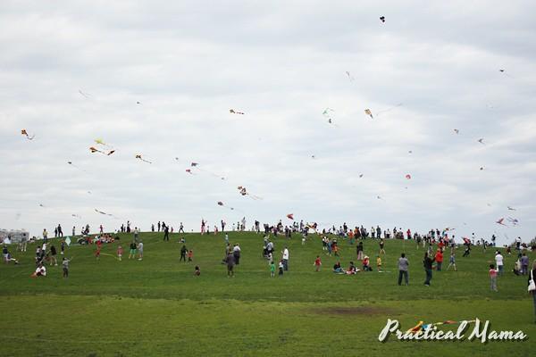 Montrose Harbor Kite Festival