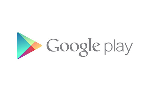 google play logo design