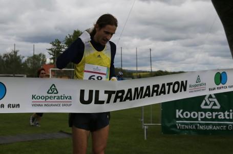 Orálek triumfoval na Silvě a stal se mistrem republiky v ultramaratonu
