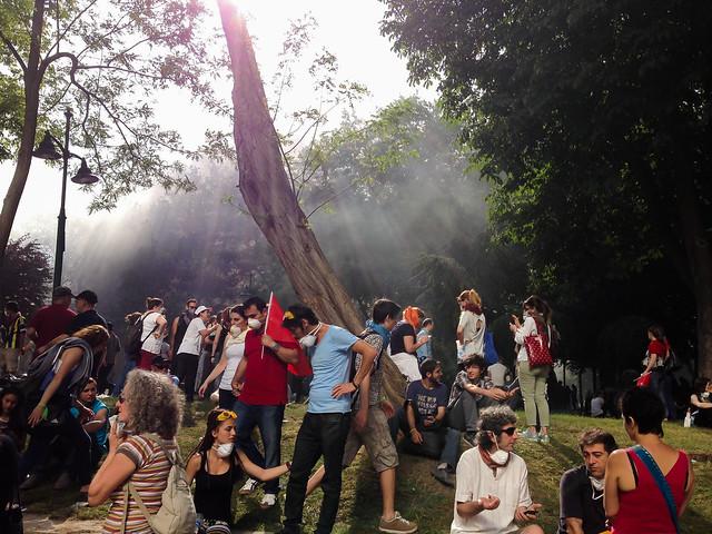Gezi Park, Istanbul
