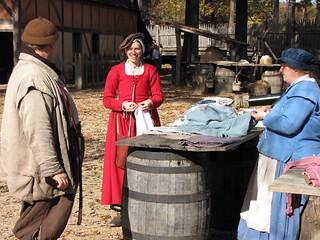 Jamestown #3 - pierwsza stała osada angielskich kolonistów w Ameryce Północnej, założona 14.05.1607