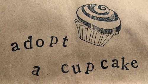 Adopt a Cupcake Close Up