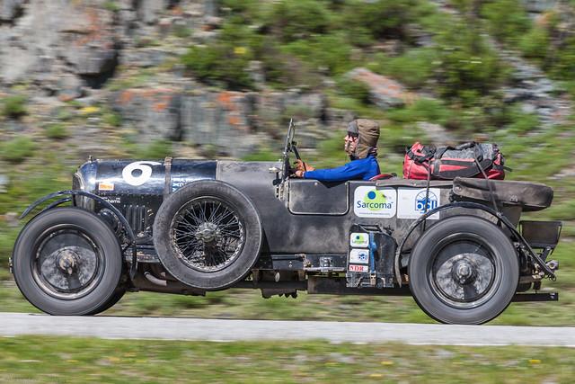 #6 Bentley 3-4½ 1927
