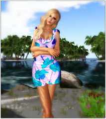 The Beach Party: Amour Fashion
