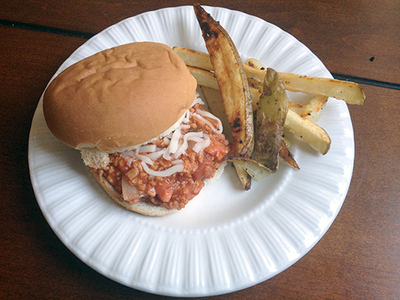 Vegetarian Sloppy Joe Recipes