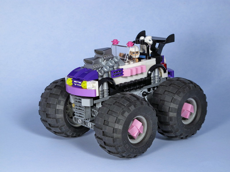 Stephanie's Monster Truck