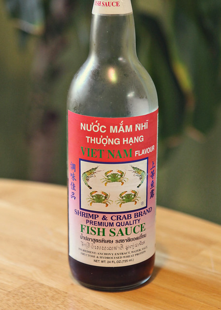Nuoc Mam Fish Sauce Three Crabs Brand