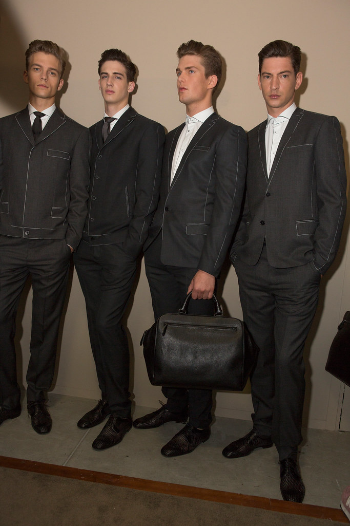 SS14 Milan Bottega Veneta109_Benjamin Eidem,Ian Sharp,Nils Butler,Steve Walker(fashionising.com)