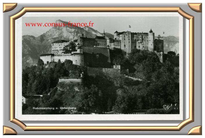 Hohensalzburg u. Untersberg -70-150