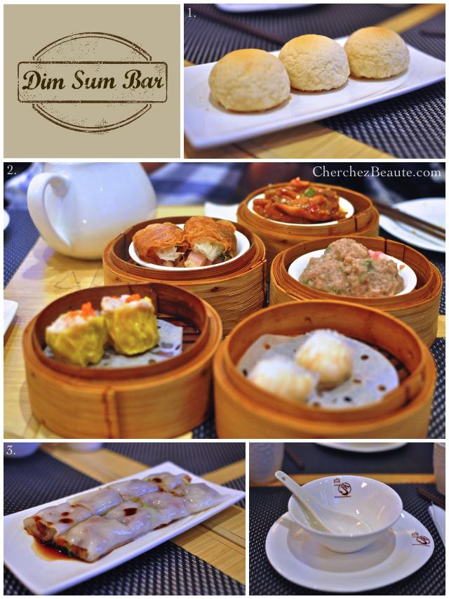 Dim Sum Bar HK