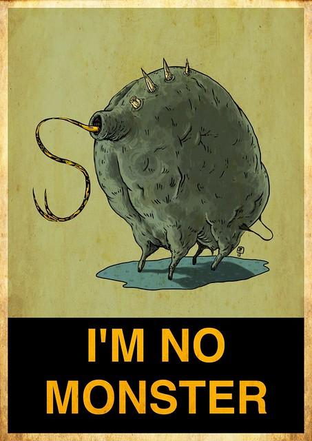 I'm No Monster 50