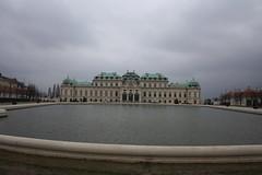 Palacio Belvedere - Schoss Belvedere
