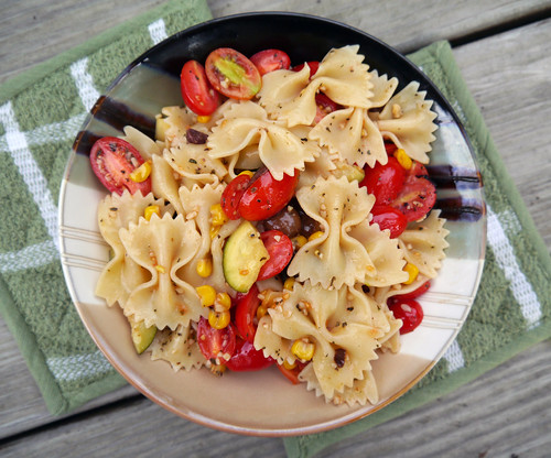 2013-08-05 - Lemon Pepper Pasta Salad - 0001