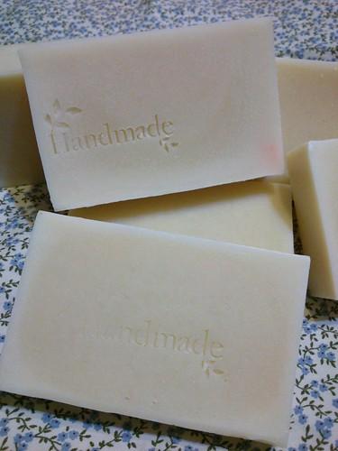 天竺葵豆漿皂