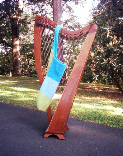 harp and quiver