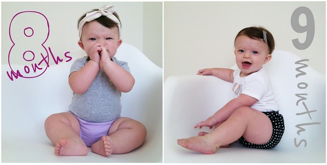 Wren Winter: 8 & 9 Months