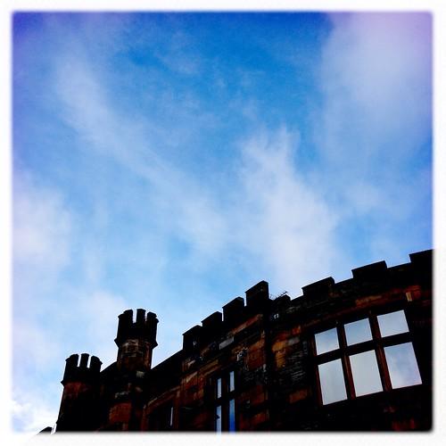 Summer Skies 2013 Day 40: Paisley
