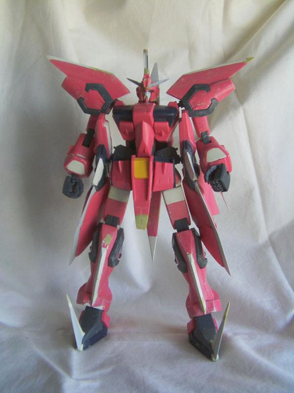 Aegis Gundam Front